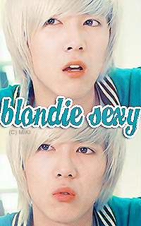 Lee Hong Ki Blondi10