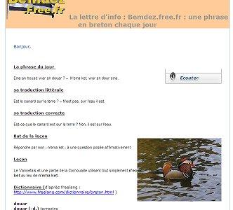 Apprendre une phrase de breton par jour Modele10