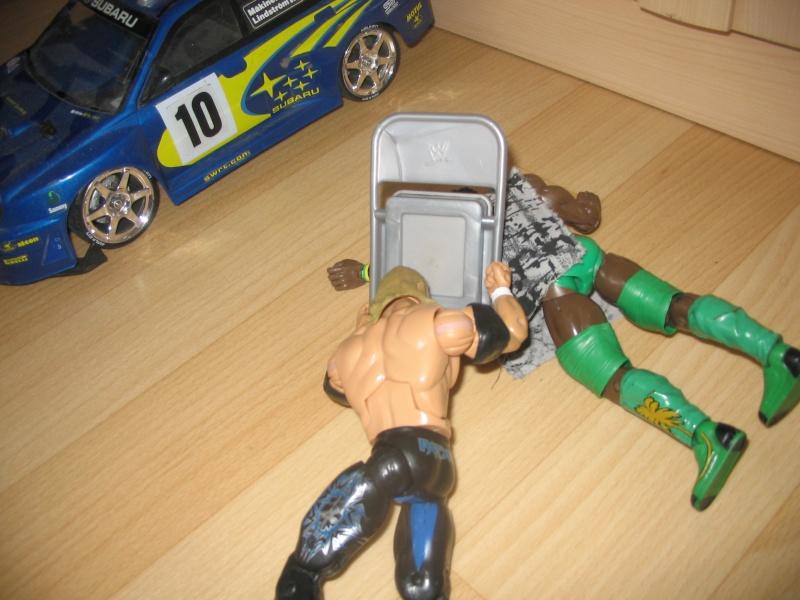 EWA Extreme wrestling association Agress11