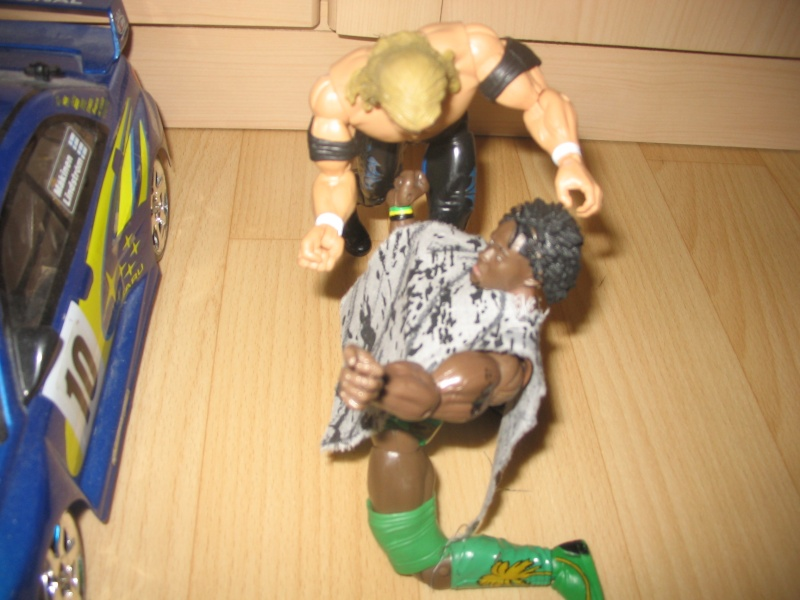 EWA Extreme wrestling association Agress13
