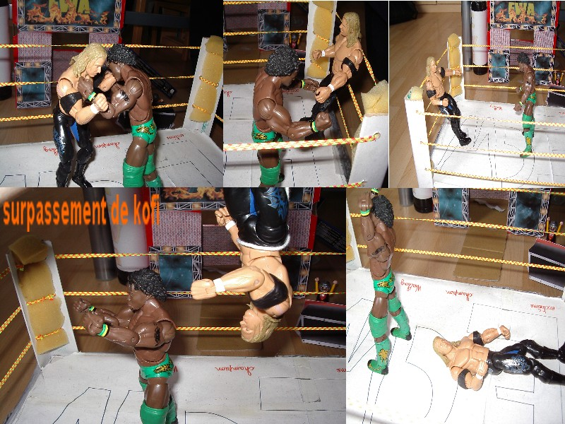 EWA Extreme wrestling association Match_11