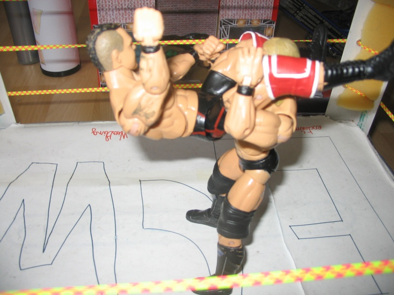 EWA Extreme wrestling association Match_23