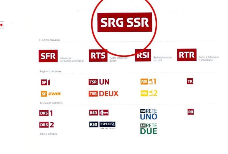 Télévision et Radio Suisse : Changement de logo Tsr10