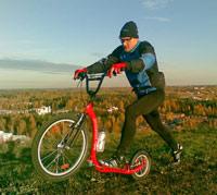 [TROUVÉ] Footbike Trail pour canicross Freeri10
