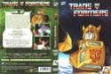 Coffret DVD de Les Transformers (G1) de France par Déclic Images et UFG Junior Declic12