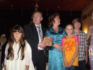 Мероприятия, проводимые Посольством РФ в Боливии Pc300013