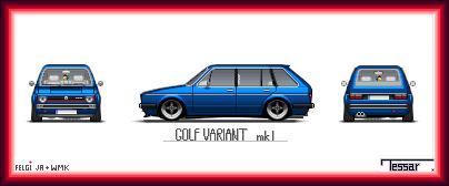 Trixx Galery Golfmk10