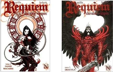 Requiem Chevalier Vampire 2310