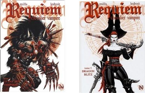 Requiem Chevalier Vampire 4510