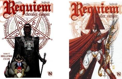 Requiem Chevalier Vampire 6710