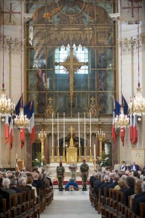 les cérémonies en hommage au général Marcel BIGEARD 10422013