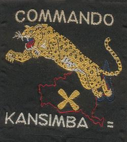 Les Commandos Katangais et Jean Schramme 1_badg10