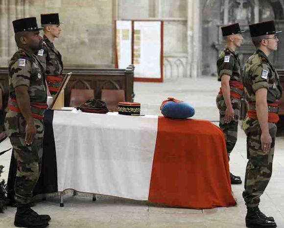 les cérémonies en hommage au général Marcel BIGEARD 1_bige12