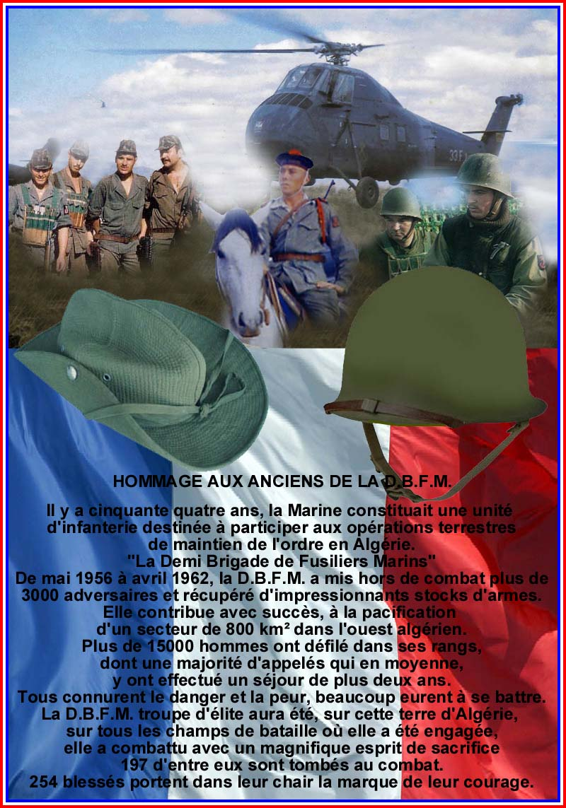 La D.B.F.M. l'élite de l'Ouest Algérien (frontière marocaine) 1_text10