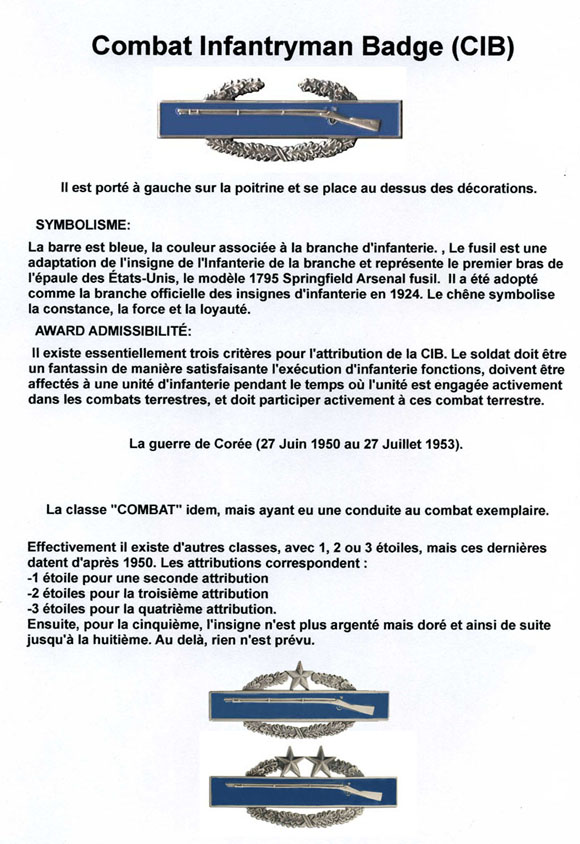 Bataillon de Corée Français 2_badg10