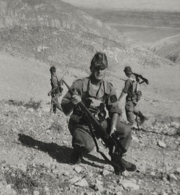 La D.B.F.M. l'élite de l'Ouest Algérien (frontière marocaine) 5_a11