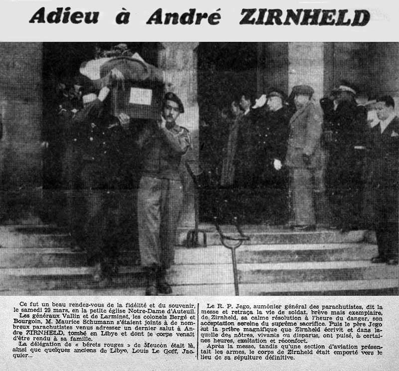 20 novembre 2010 HOMMAGE à André Zirnheld auteur de la prière du parachutiste Bn9012