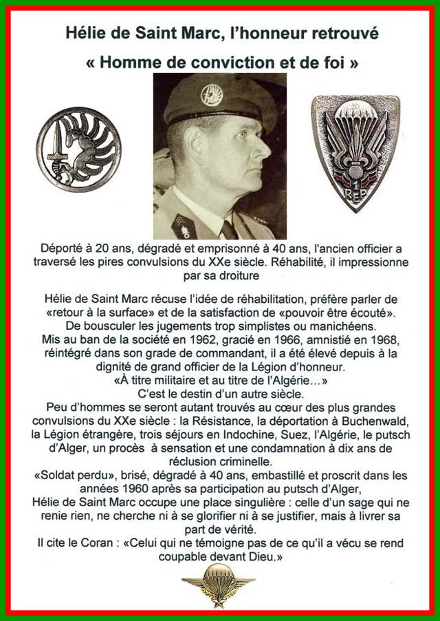 DE SAINT MARC Hélie  - Commandant - LA TRAGEDIE DU CHEF DE GUERRE - Page 2 De_mar10