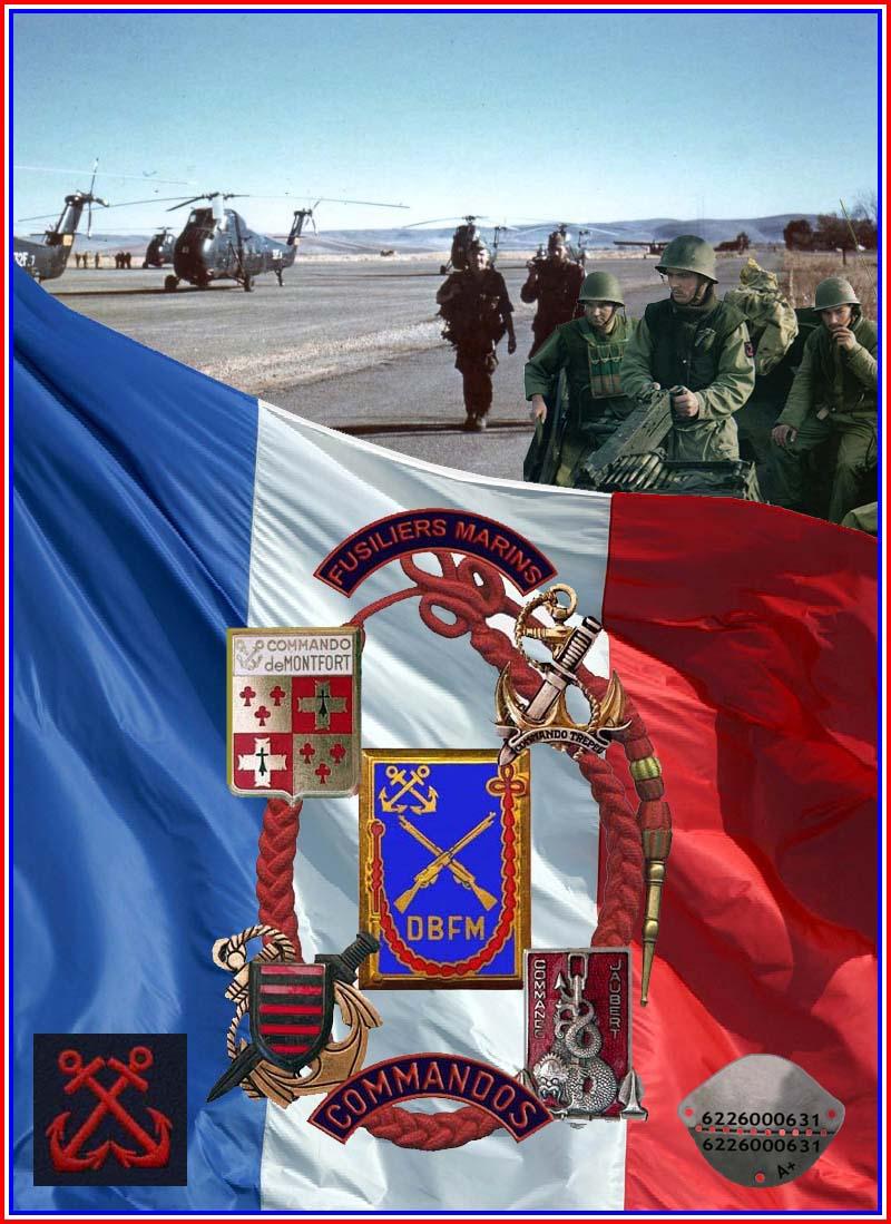 La D.B.F.M. l'élite de l'Ouest Algérien (frontière marocaine) Nc_01210