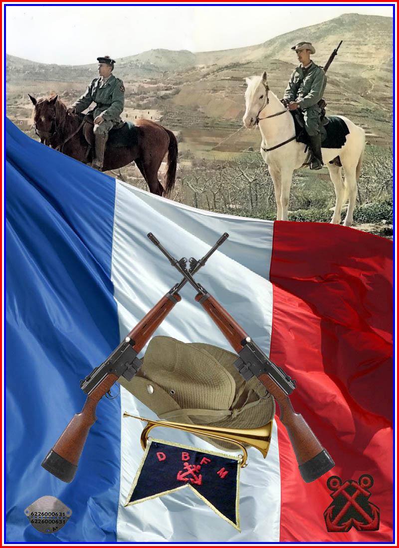 La D.B.F.M. l'élite de l'Ouest Algérien (frontière marocaine) Nc_1410