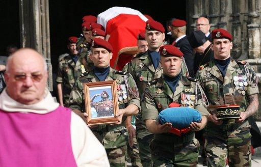 les cérémonies en hommage au général Marcel BIGEARD Photo_10