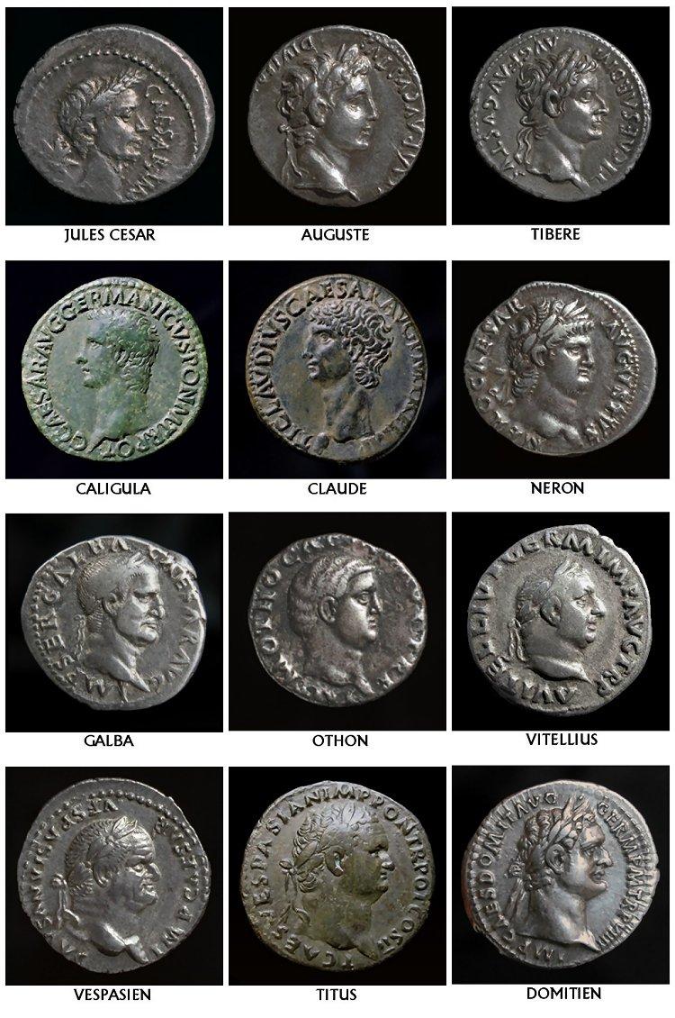 Les douze Césars Captur10