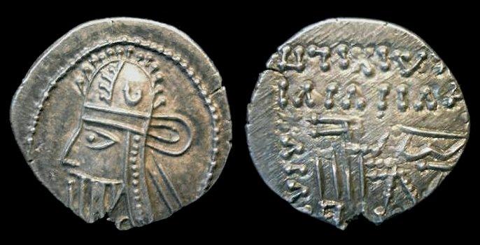 Monnaies Parthes P04510