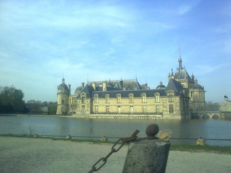 Une journée à Auteuil 19042011