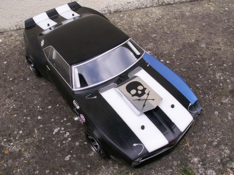 [ HPI e10 / RS4] '68 CHEVY Camaro / NISSAN Cedric Camaro10