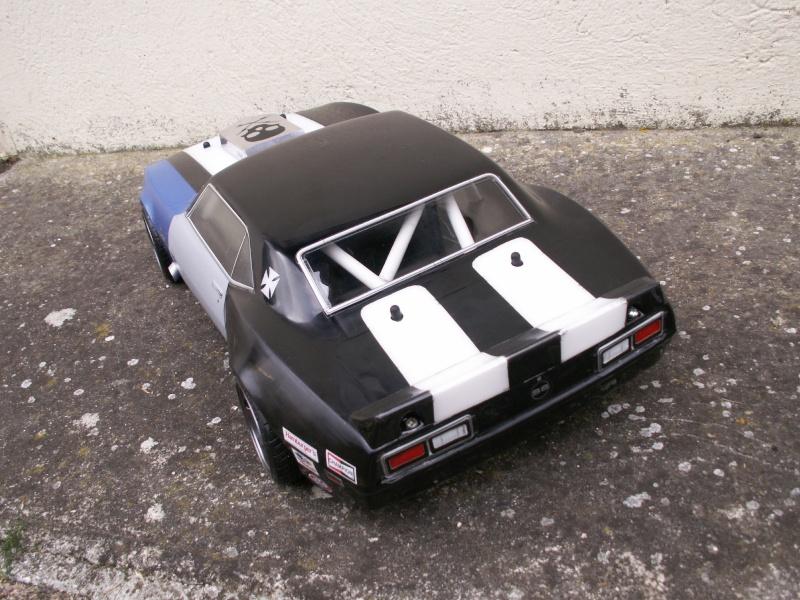 [ HPI e10 / RS4] '68 CHEVY Camaro / NISSAN Cedric Camaro11
