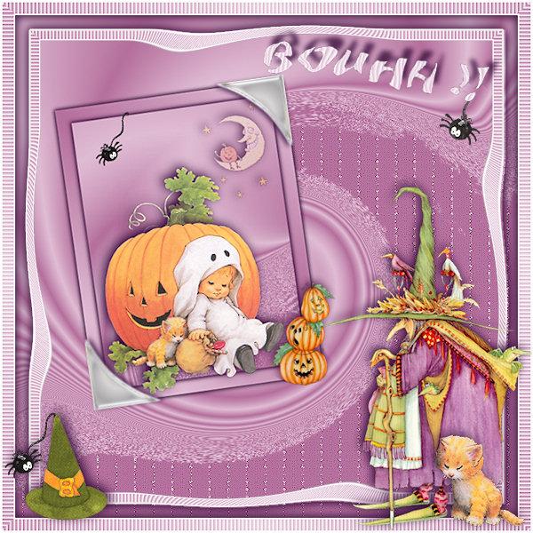 "Défi ""Halloween"" 10-10-10"