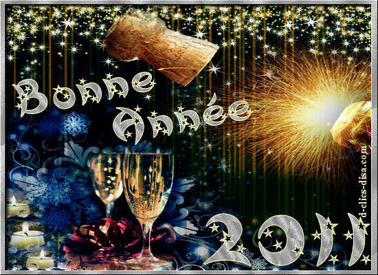 BONNE ANNEE Carte-10