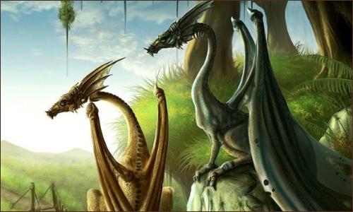 Bestiaire • Dragon10