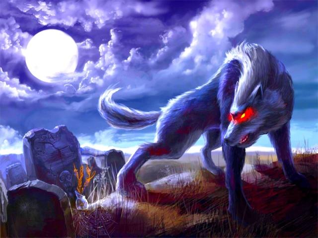 Bestiaire • Loups_10