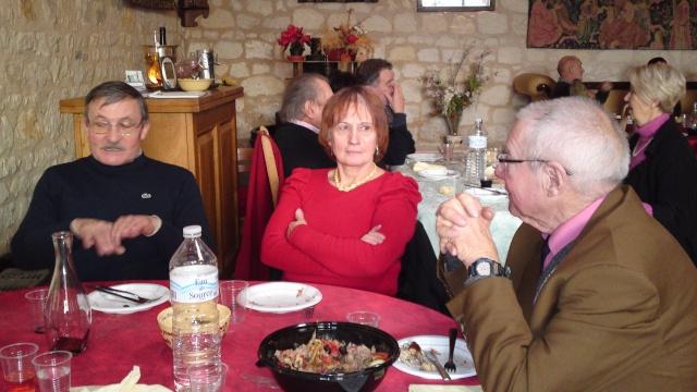 Réunion de fin d'année  à Saint Patrice 4-12-2010 04122011