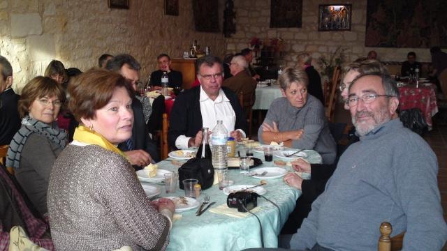Réunion de fin d'année  à Saint Patrice 4-12-2010 04122012