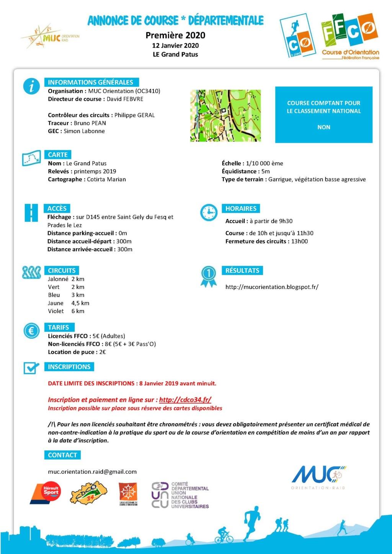WE CO proche Mpt 11-12 janvier Annonc11