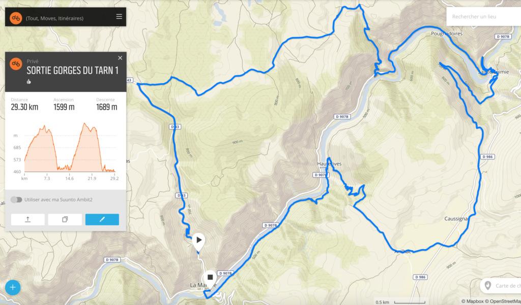 Sortie Gorges du Tarn mercredi 14 aout en principe.... Captur19