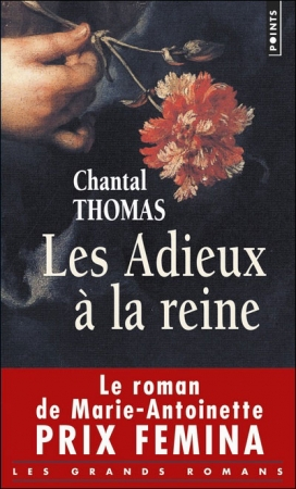 "Livre ""Les adieux à la Reine"" de Chantal Thomas Medium11"