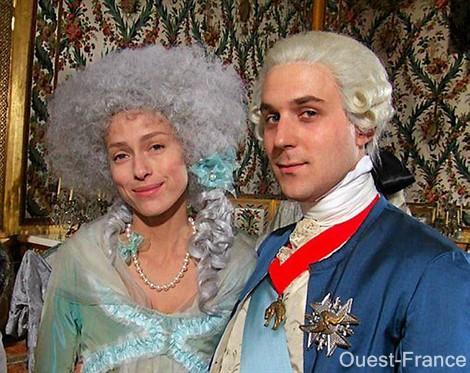 évasion -  Téléfilm L'évasion de Louis XVI d'Arnaud Sélignac Na05_210