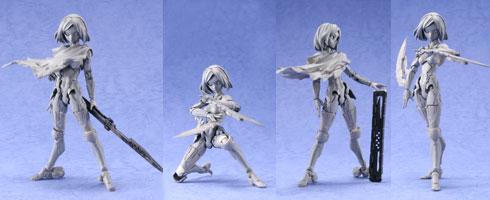 Figurines Gunnm Gallya10