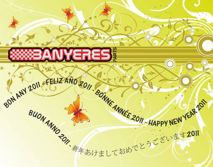 Bonne année avec BANYERES 16623210