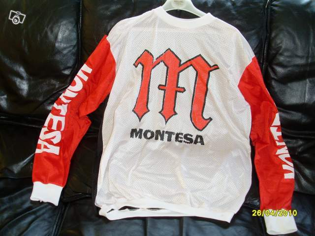 Maillot trial montesa 27125210