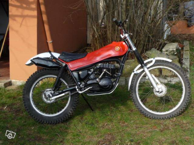 Montesa 348 an 1978+pieces 76571310