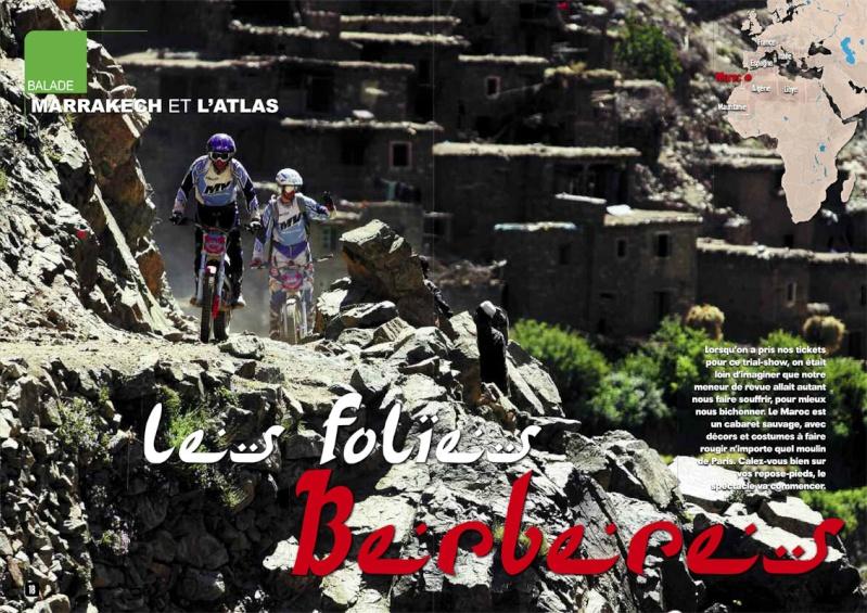 Rando Maroc Haut-Atlas en Cota Double10