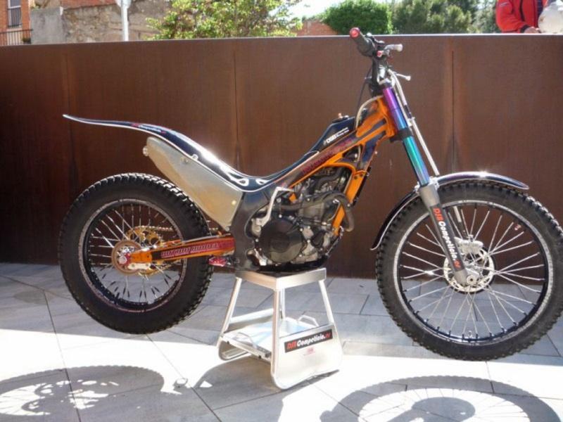 Montesa 4T Orange Special Montes23