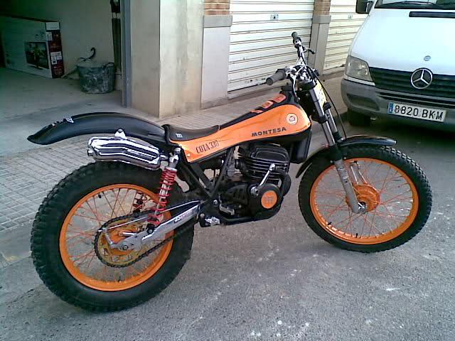 MONTESA 330 Wrxifl10