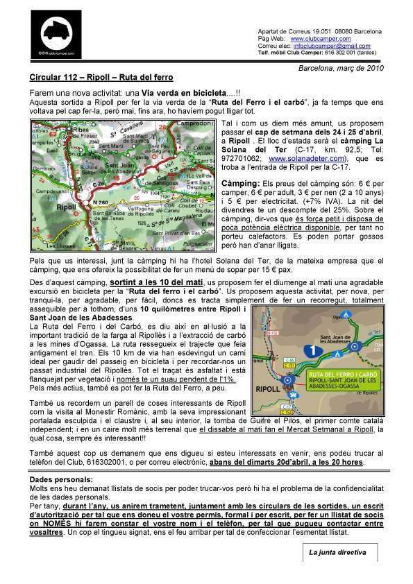RUTA DEL FERRO - VIA VERDA - 24 25 D'ABRIL  RIPOLL Ruta_d10