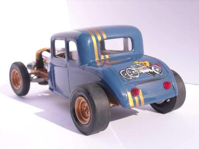 Ford 32  AMT 1/25 510