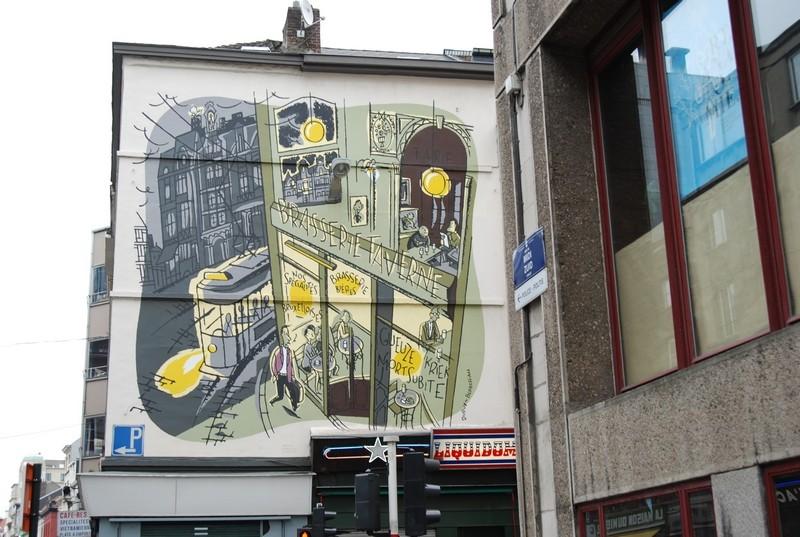 Les parcours BD de Bruxelles, Laeken et Anvers - Page 3 23587210